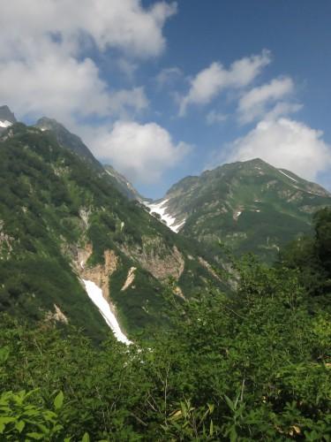 北方稜線への旅